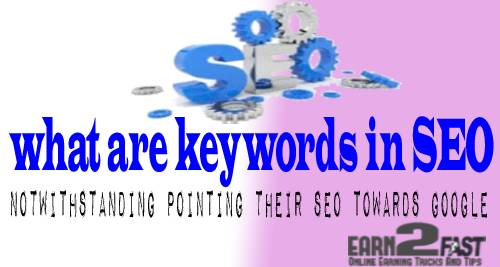 what are keywords for SEO – Free keyword Research