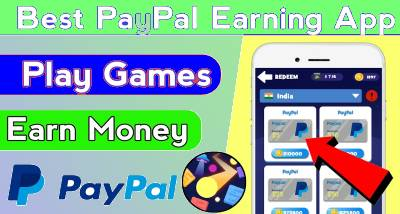 play games to earn money on paypal